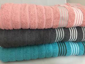 Premium Quality Egyptian Cotton Bathroom Towel Bale Set Bath Hand Towels