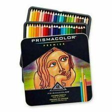 NEW - PRISMACOLOR 3598t PREMIER SOFT CORE COLORED PENCILS - 48 Count -3 DAYS SHP
