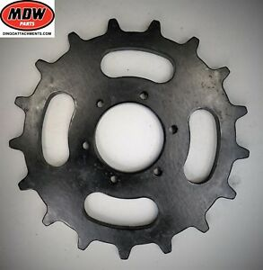 MDW - DRIVE SPROCKETS Fit Dingo K93/94 Track Machines