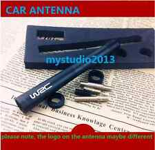 black carbon fiber Car Antenna Aerial suit For Subaru Forester BRZ XV WRX STI