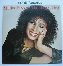 SHIRLEY BASSEY - The Magic Is You - Ex Con LP Record United Artists UATV 30230