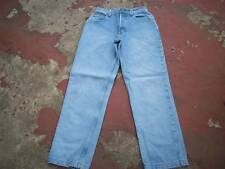 OLD NAVY JEANS Wide Leg 5 Pocket Button Fly Jeans 27X30 Women's 4 #1320