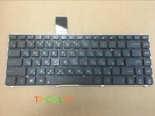 RU keyboard For ASUS A45 K45 A85 A85V R400 K45VD A45VM R400V N46 P45 Black US