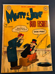 MUTT AND JEFF #39 (1949) BUD FISHER