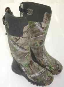 "Lacrosse 376005-13M Alpha Burly Pro 18"" Boot Size 13M"