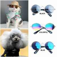 Cat Dog Pet Glasses Eye-wear Sunglasses Eye Protection Cool Cool Photos Props