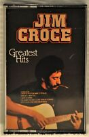 "JIM CROCE  ""Greatest Hits"" 1981 Cassette  K-tel 18C0223"
