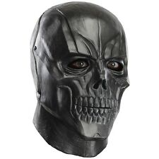 Black Mask Adult Batman Arkham Halloween Costume Fancy Dress
