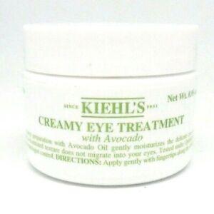 Kiehl's Creamy Eye Treatment W/ Avocado ~ .95 oz ~ ( Read Description )