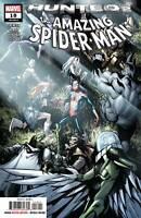 Amazing Spider-Man #18 Black Cat Hunted Marvel Comics 1st Print 2019 unread NM