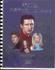 "Buffy the Vampire Slayer Angel Fanzine ""Close To Home... So Far Away""  Novel"