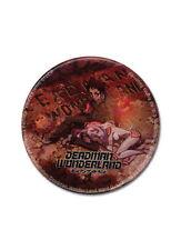Deadman Wonderland Prison Symbol 1.25 Inch Button