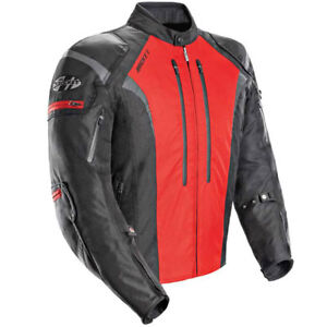 2018 Joe Rocket Atomic 5.0 Waterproof Motorcycle Jacket w/ Armor -Size/Color