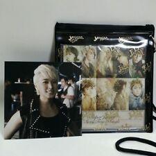 CD+Pouch Sungmin PhotoCard SUPER JUNIOR JAPAN Sexy, Free & Single E.L.F Limited
