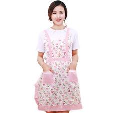Vintage Funny Waitress Apron Pocket Butcher Waiter Chef Kitchen Cooking Unisex