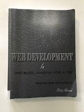 Web Development in PHP MySQL Java Script HTML & CCS  Raiz Ahmed