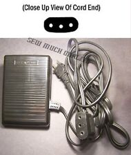FOOT CONTROL PEDAL W/ Cord Singer 275K 285K 301 301A 306 309 319 320 401 404 411