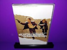 Butch Cassidy And The Sundance Kid Ultimate Collector's Edition Dvd B487