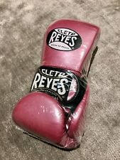 Cleto Reyes Universal Training Boxing Gloves Pearl PInk in Small Size