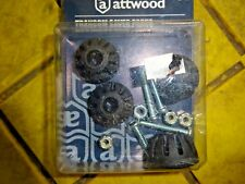 Attwood Replacement Rubber Pads for Heavy Duty Transom Saver Head SP-410