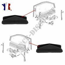 2x Fixation Guide Leve Vitre Pour Citroen Saxo Peugeot 106 ou 306