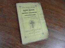 REGLEMENT CONSTITUTIF SUIVI DISCOURS D OUVERTURE Cons. SCIENCE ET DE LA FOI 1838