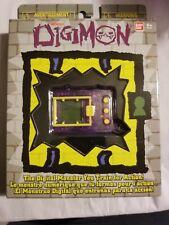 Bandai Digimon Digital Monster Pet Device Purple