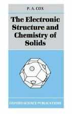 The Electronic Structure and Chemistry of Solids [Oxford Science Publications]