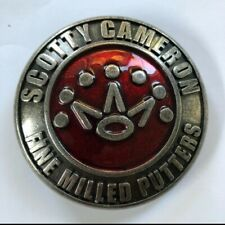 2010 Scotty Cameron Limited Edition Belt Buckle never worn