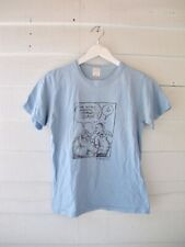 SUPER RARE Robert Crumb Vintage 1970s World Cartoon Comic T Shirt Small