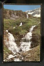 Waterfalls, Glacier National Park, MT
