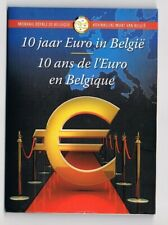 BELGIE 2012 - 2 EURO - FDC - IN COINCARD/BLISTER - (10 JAAR EURO IN BELGIE)