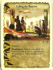A Game of Thrones LCG - 1x Calling the Banners  #059 - Fire Made Flesh