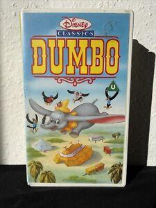 Disney classics, Dumbo, Walt Disney classic story -VHS