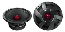 Pioneer Ts-M800Pro 8-Inch Pro Series High Efficiency Mid-Bass Car Speaker Dri.