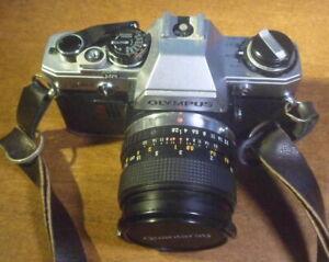 Olympus OM10 35mm Camera