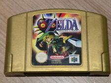 Nintendo 64 Game - LEGEND OF ZELDA MAJORA'S MASK - AUS VERSION N64 FREE Shipping