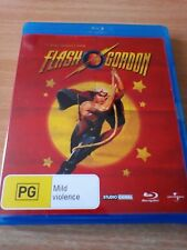 Flash Gordon Blu-ray (1980, Universal) Stay@Home Sale 33%+ off all old stock