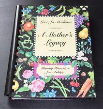 Lori Jo Madison Family Cookbook Ashley Altamonte Springs FL 2000 cook book