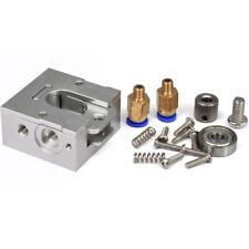3D Printer Accessories Extruder Reprap Bulldog Parts Silver All-Metal J-head Kit