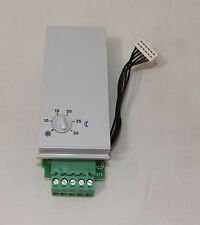 WORCESTER 7744901136 TR212E ROOM THERMOSTAT (ECONOMY/NIGHT) UNIT VAT INCLUDED