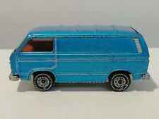 VW T3 TRANSPORTER BLAUMETALLIC 1:55 VON SIKU 1331 GERMANY VON 1981-1994