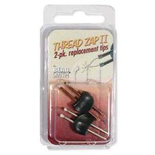 Thread Zap 2-pk Replacement Tip For Tz1300 & Tz1500 -Beading & Craft Supplies
