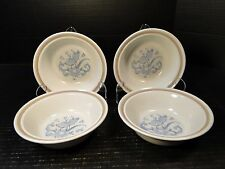 "FOUR Royal Doulton Inspiration Berry Bowls 5 7/8"" LS1016 4 EXCELLENT!"