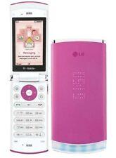 PINK LG DLITE GD570 UNLOCKED CELL PHONE FIDO ROGERS TELUS BELL KOODO VIRGIN WIND