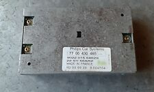 MODULE ECRAN GPS PHILIPS CAR SYSTEMS RENAULT SCENIC 1 PHASE 2 7700430465