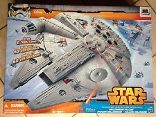 Star Wars HASBRO MILLENNIUM FALCON SPACESHIP MODEL HERO SERIES Xmas Gift Present