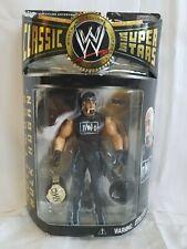 New 2005 WWF Super Stars Classic Vintage Hulk Hogan Wrestle Mania Star Figure