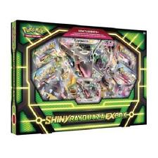 Pokemon TCG Shiny Rayquaza EX Collection Box Sealed 4 Booster Packs & Promo Card