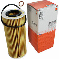Original MAHLE / KNECHT Ölfilter OX 177/3D Öl Filter Oil
